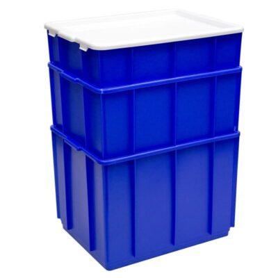 Stackable Tote Bins Wholesale