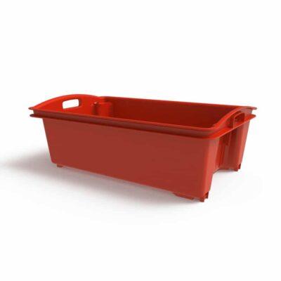 AP6FC Red Wholesale Fish Crate