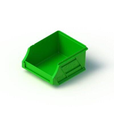 Plastic Tech Storage Bins (Pack of 12)