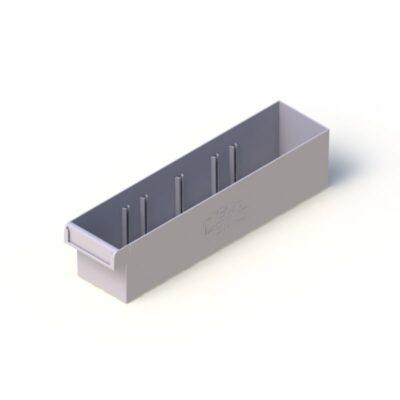 Medium Tech Tray Wholesale Grey