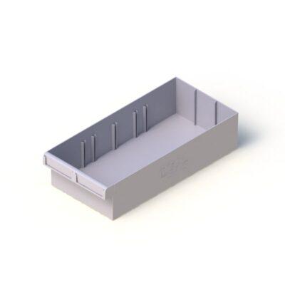 Large Tech Tray Wholesale Grey