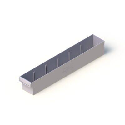 Extra Long Tech Tray Wholesale Grey
