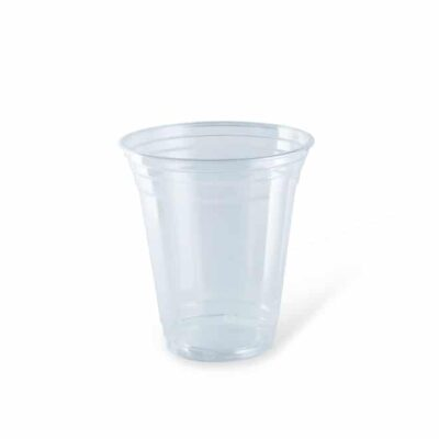 Recyclable Clear cup 12oz